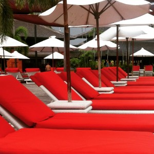 Lazy days at Club Med clubmedbali