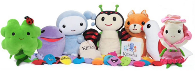 Travel Kimochis: like Xanax for kids