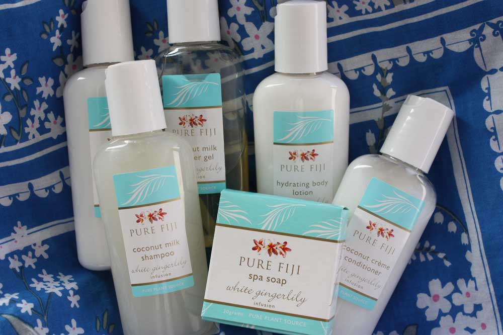 I love Pure Fiji products!